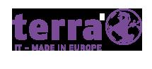 Logo Terra van het Duitse bedrijf Wortmann AG.